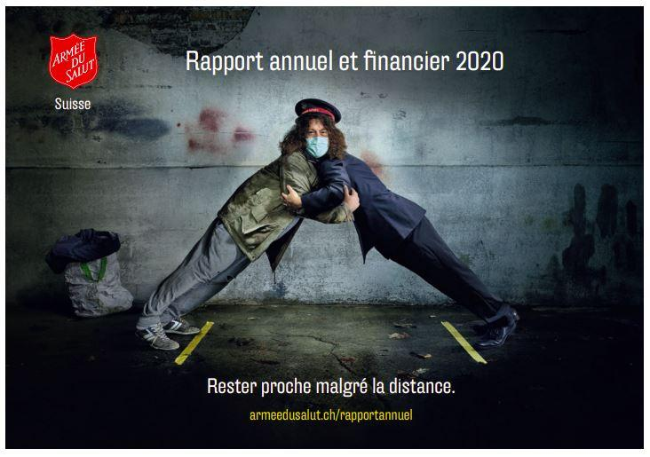 Cover Rapport Annuel 2020